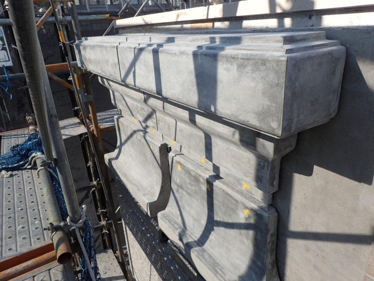GRC ガラス繊維強化セメント – ...