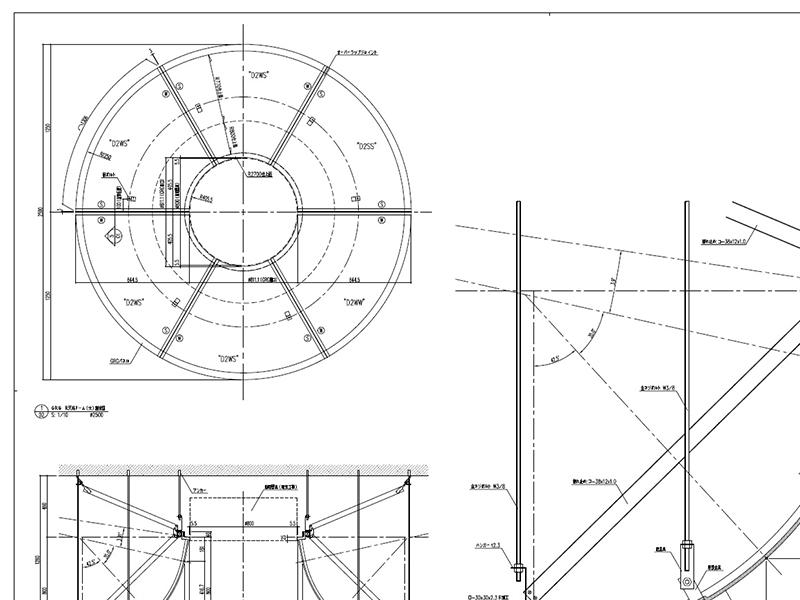 施工図の作成