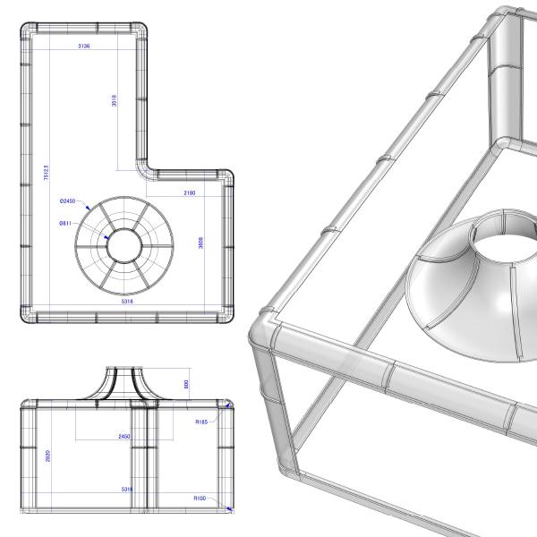 3D-CAD モデリング