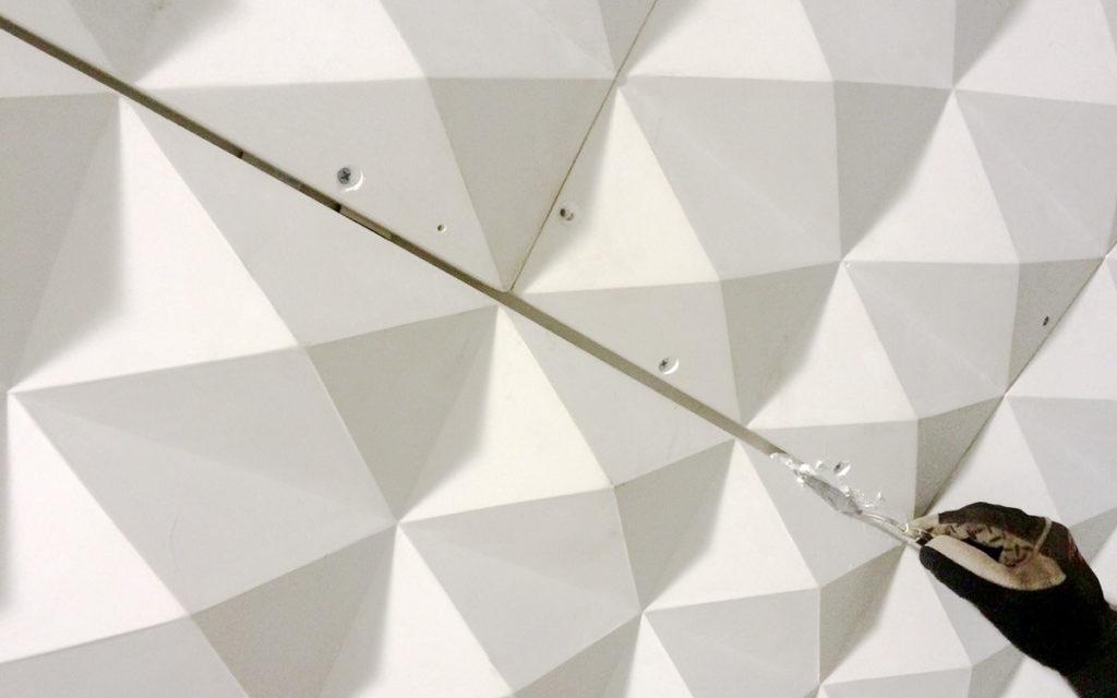 GRG(ガラス繊維強化石膏)
