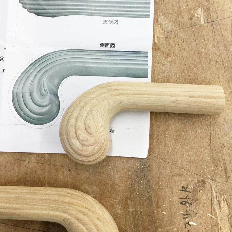 木製 手摺