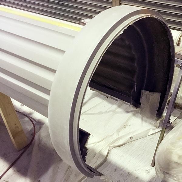 外装用_FRP製円柱